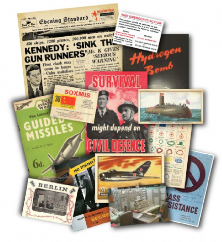 THE COLD WAR Memorabilia Gift Pack